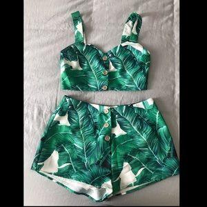 Tropical 2-piece Set
